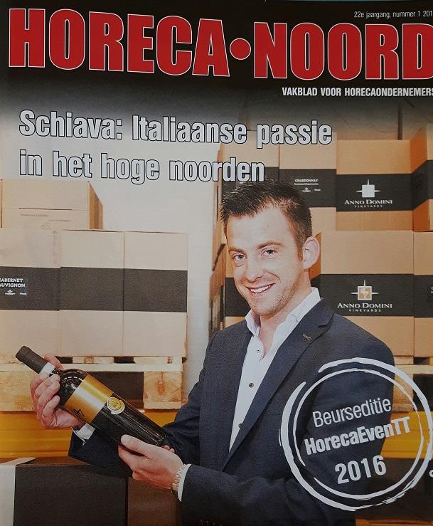 Horeca Magazine Noord